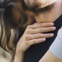 Anillo de Compromiso Solitario en garras (74B0124-74B0129)