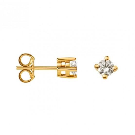 Pendientes de Novia con diamantes (75A0101)