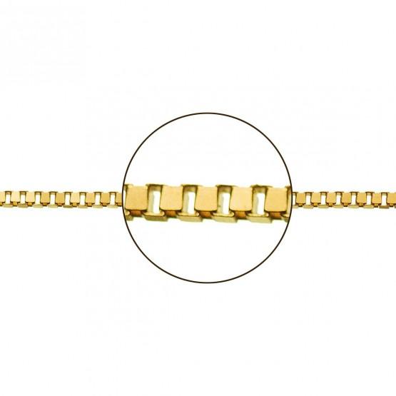 Cadena de oro 18k veneciana (033113040)