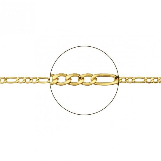 Cadena de oro modelo programado 3x1 (094181060)
