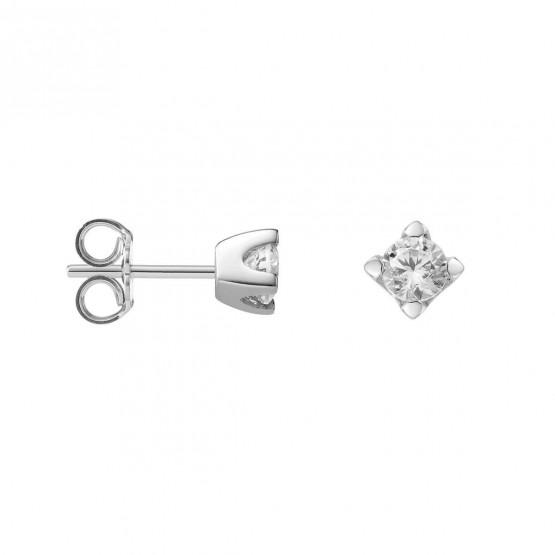 Pendientes de Diamantes blancos (75B0103)