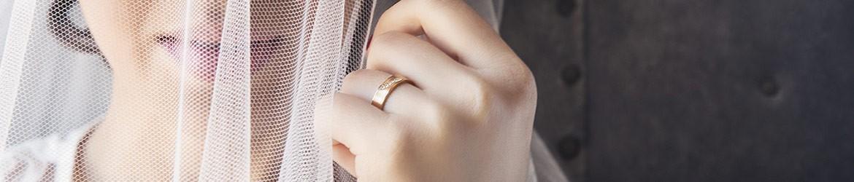 Alianzas de boda de la colección monocolor | ARGYOR1954